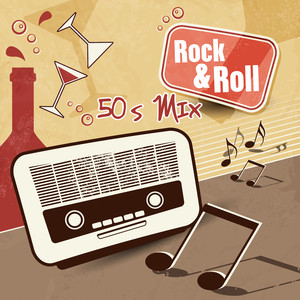 Rock & Roll 50s Mix - Ray Charles