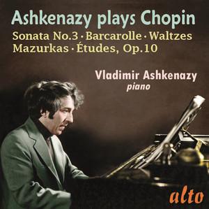 Ashkenazy plays Chopin Albümü