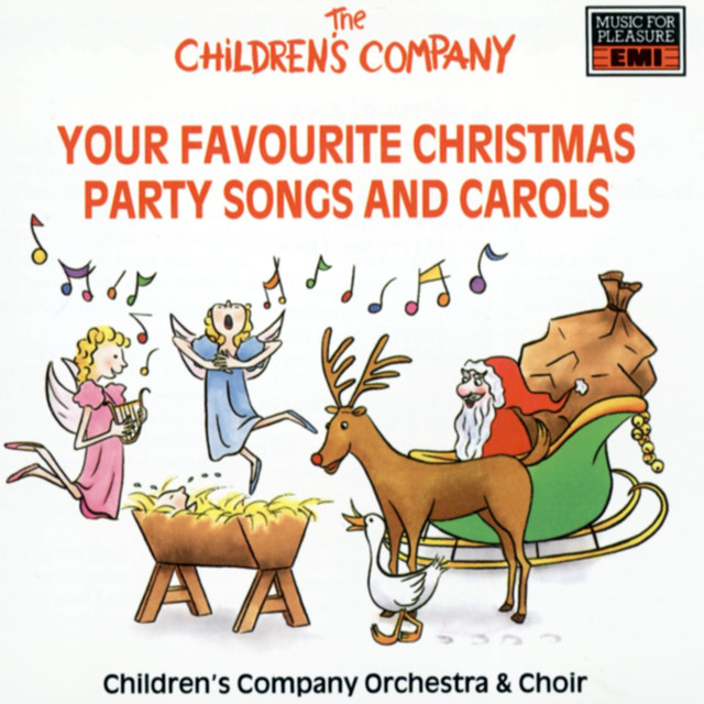 your favourite christmas carols and party songs by childrens company orchestra choir on spotify - Christmas Party Songs