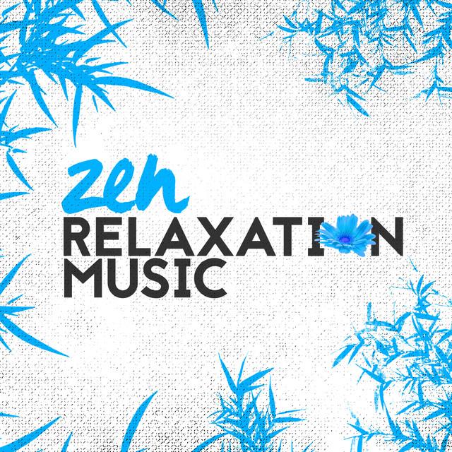 Zen Relaxation Music Albumcover