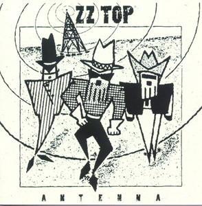 Antenna Albumcover