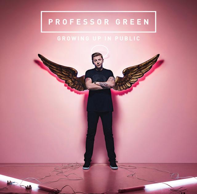 Professor Green Growing Up In Public (Deluxe) album cover