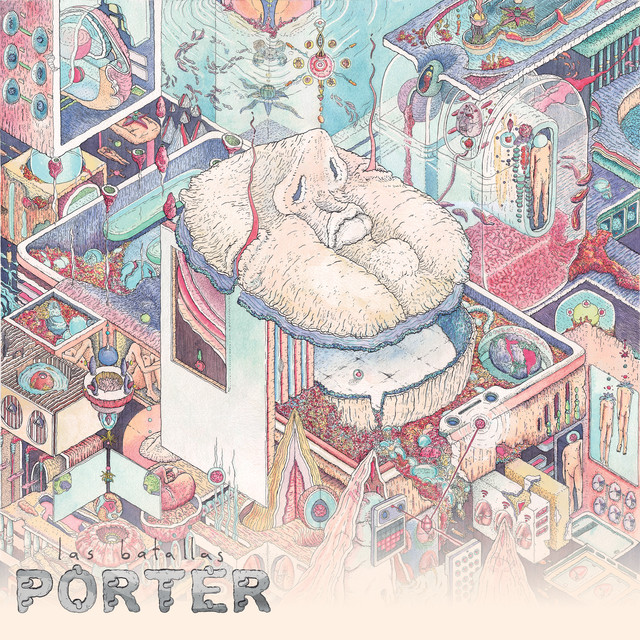 Album cover for Las Batallas by Porter