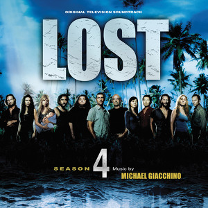 Lost Season 4 Albumcover