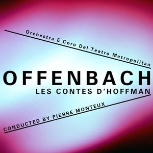 Offenbach: Les contes d'Hoffmann, Op. 67 Albümü