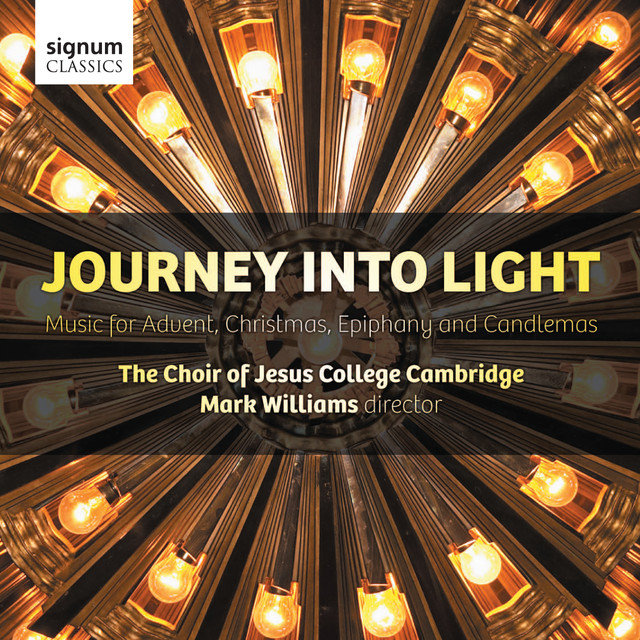Lighted 8 Song Musical Holiday Christmas Carolers Choir: Journey Into Light: Music For Advent, Christmas, Epiphany