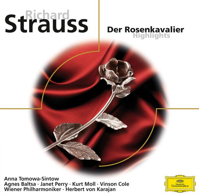 Strauss: Der Rosenkavalier Albumcover
