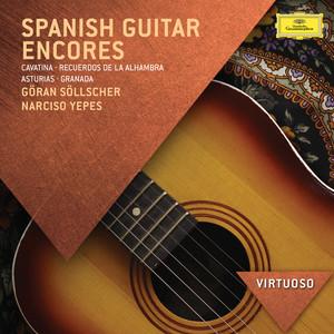 Spanish Guitar Encores album