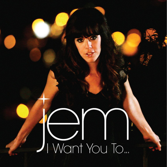 Jem I Want You To... album cover