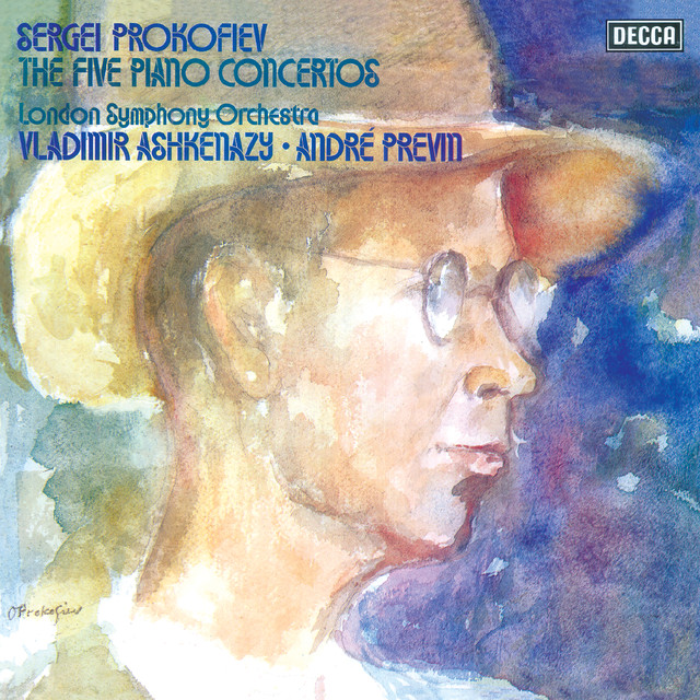 Prokofiev: Piano Concertos Nos. 1-5; Classical Symphony; Autumnal; Overture on Hebrew Themes