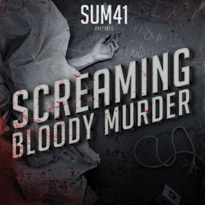 Screaming Bloody Murder cover