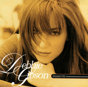Debbie Gibson Out of the Blue cover