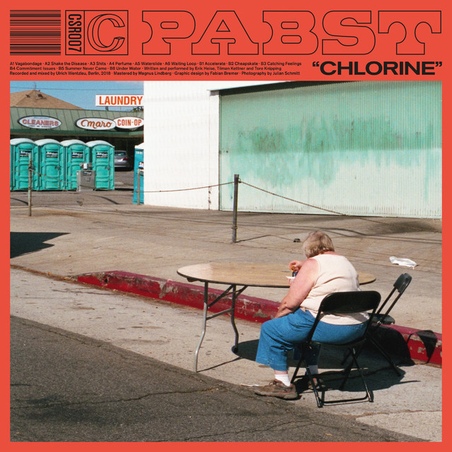 Album cover for Chlorine by Pabst