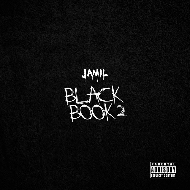 Album cover for Black Book 2 by Jamil