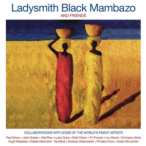 Ladysmith Black Mambazo & Friends album