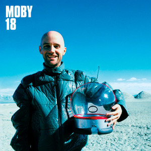 Moby Extreme Ways cover