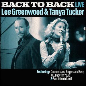 Back To Back - Lee Greenwood & Tanya Tucker (Live) album