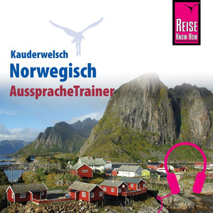 Reise Know-How Kauderwelsch AusspracheTrainer Norwegisch Audiobook