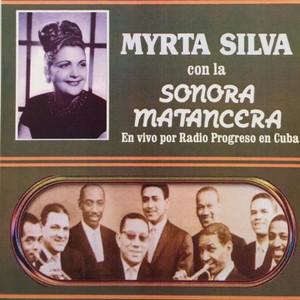 Myrta Silva Con la Sonora Matancera album