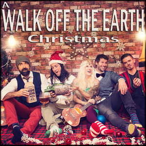 A Walk Off the Earth Christmas Albumcover