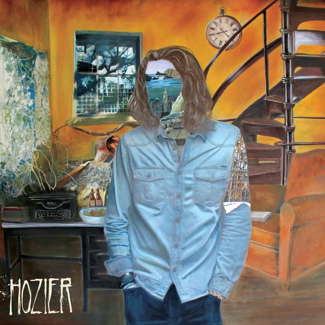 Skivomslag för Hozier: Hozier