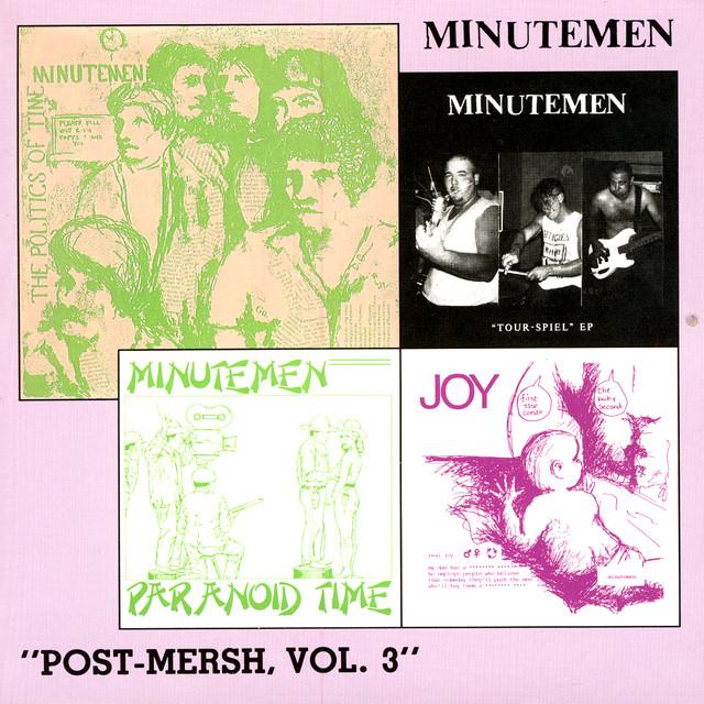 Post-Mersh, Vol. 3
