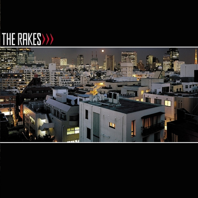 Album cover for Capture / Release by The Rakes