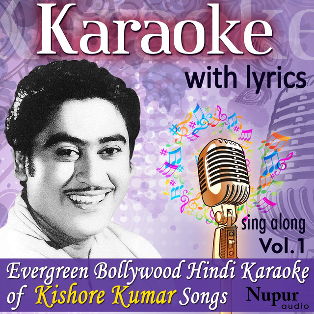 Karaoke With Lyrics Sing Along Evergreen Bollywood Hindi Karaokes of