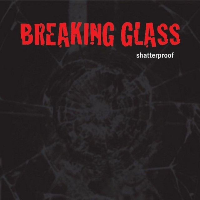 breaking glass song