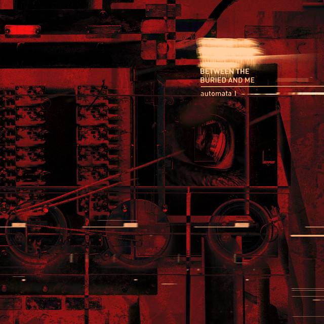 Album cover for Automata I by Between The Buried And Me