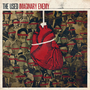 Imaginary Enemy Albumcover