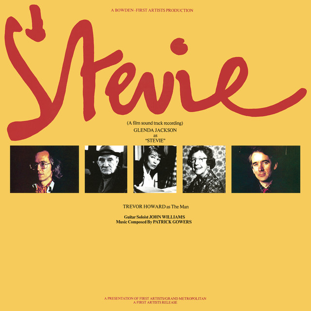 Stevie (Original Motion Picture Soundtrack) Albumcover
