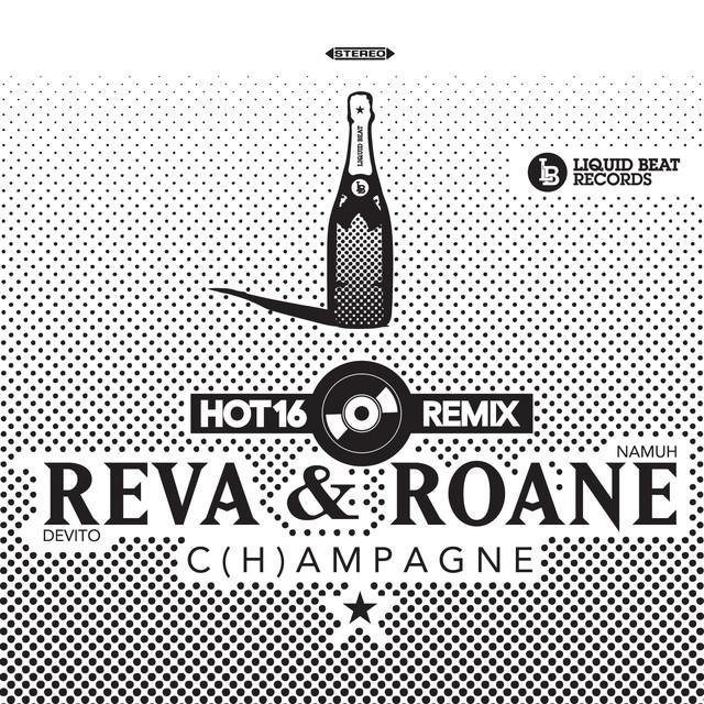 Champagne (Hot16 Remix) B/W Falling [Roane Namuh Remix]