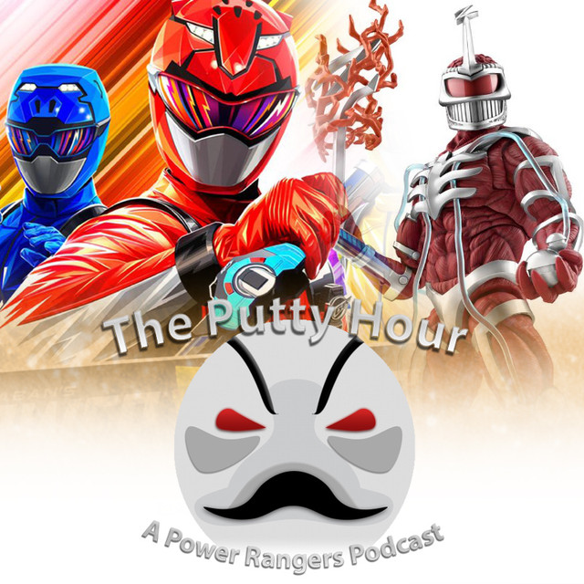 The Putty Hour - Lightning Collection, Beast Morphers, and