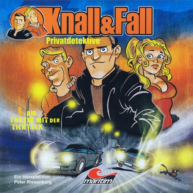 Knall & Fall Privatdetektive Cover