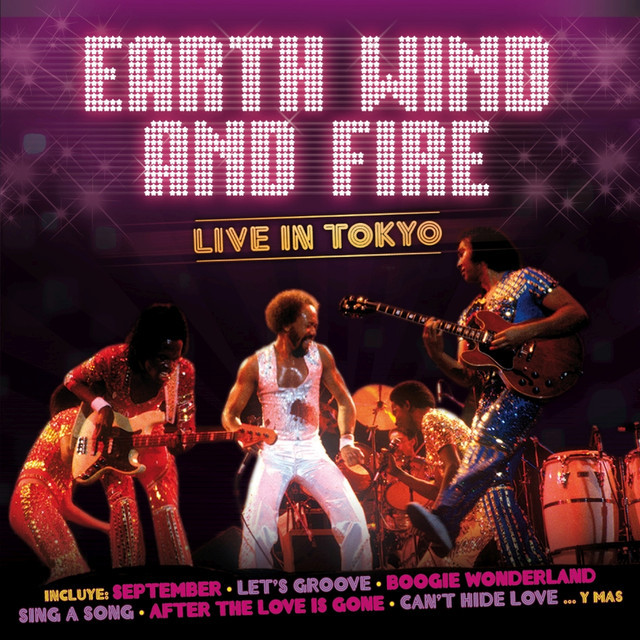 September - LIVE, a song by Earth, Wind & Fire on Spotify
