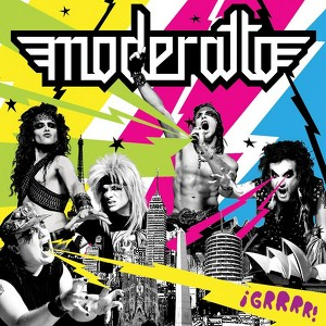 ¡GRRRR! Albumcover