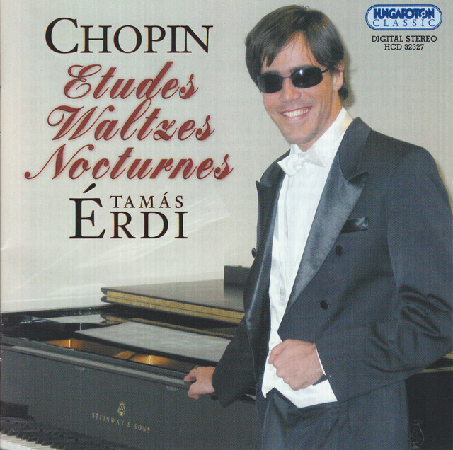 Chopin: Ballade No. 1 / Nouvelles Etudes / Waltzes / Nocturnes / Fantasy-Impromptu in C-Sharp Minor Albumcover