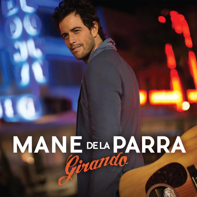 Album cover for Girando by Mane de la Parra
