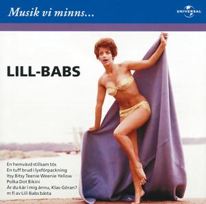 Lill-Babs, Leva livet på Spotify