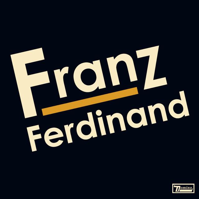 Album cover for Franz Ferdinand by Franz Ferdinand
