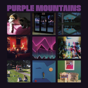 Album cover for Purple Mountains by Purple Mountains