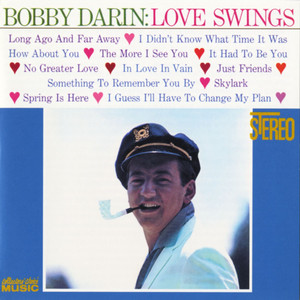 Bobby Darin It's Only a Paper Moon cover
