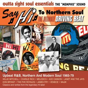 Say Hi To Northern Soul album