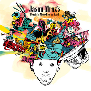 Jason Mraz's Beautiful Mess: Live On Earth Albumcover