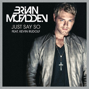 Brian McFadden Just Say So cover
