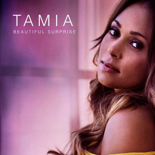 Tamia Beautiful Surprise album cover