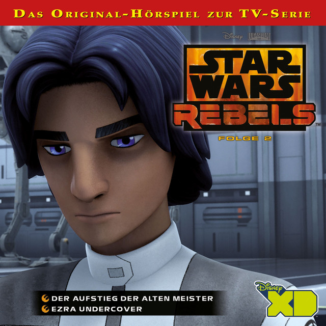 Star Wars Rebels Cover