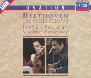 Beethoven: The Complete Violin Sonatas Albumcover
