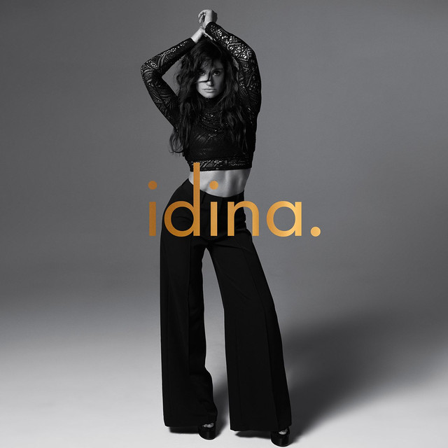 Album cover for idina. by Idina Menzel